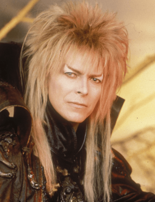 6Jareth 12 Of The Most Iconic Movie Characters From The 1980s!