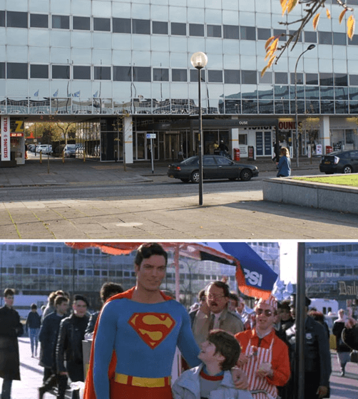 6Milton Keynes 10 Super Facts You Didn't Know About Superman IV: The Quest For Peace