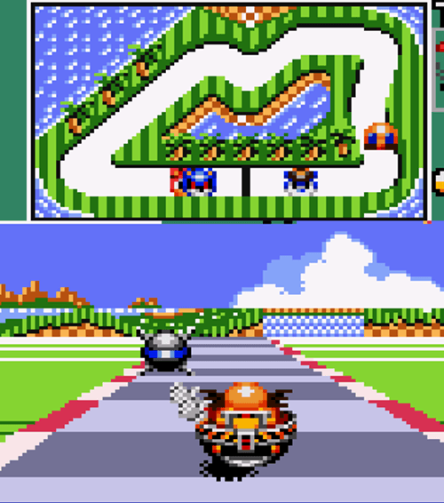 6Sonic Drift How Many Of These 10 Classic Sega Game Gear Games Do You Remember?