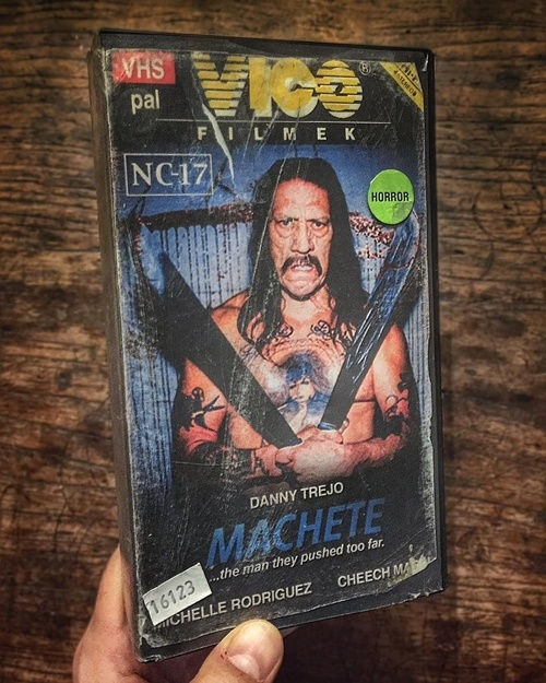 7 23 12 Modern Movies Brilliantly Reimagined As VHS Tapes