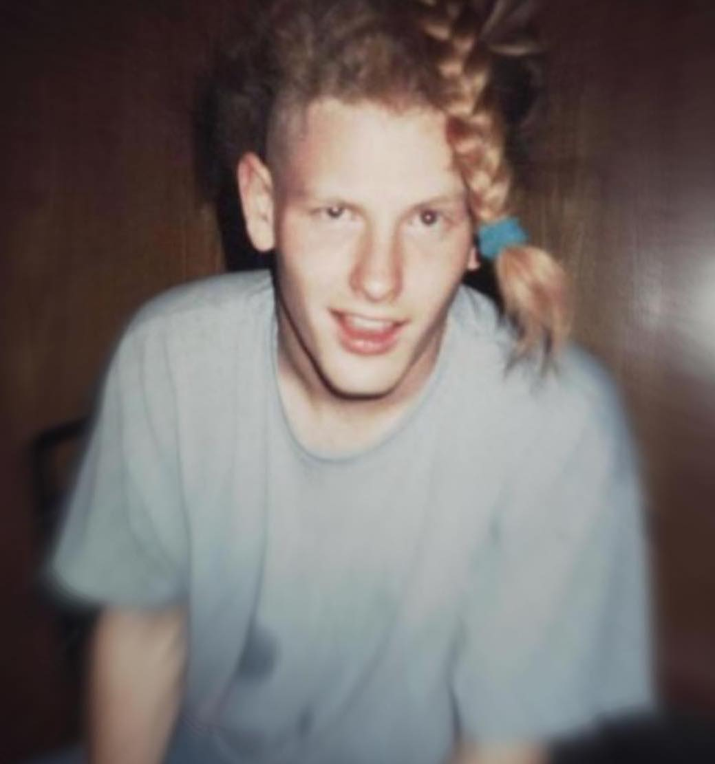 7 young corey taylor 10 Musicians You Didn't Know Had Terrible Childhoods