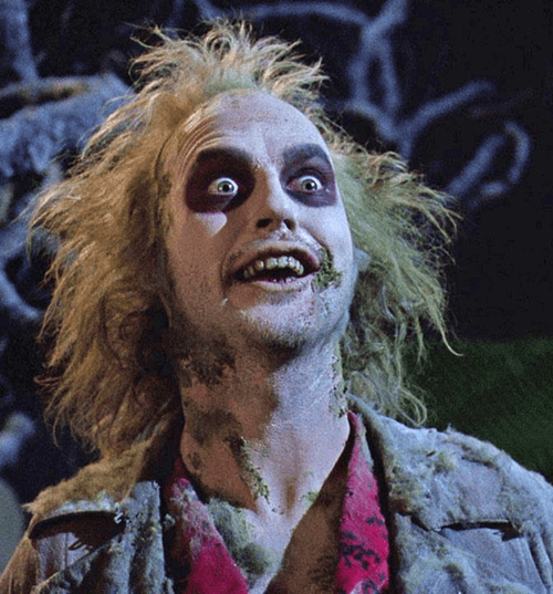 7Beetlejuice 12 Of The Most Iconic Movie Characters From The 1980s!