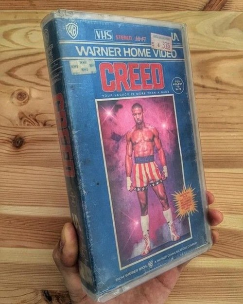 8 23 12 Modern Movies Brilliantly Reimagined As VHS Tapes