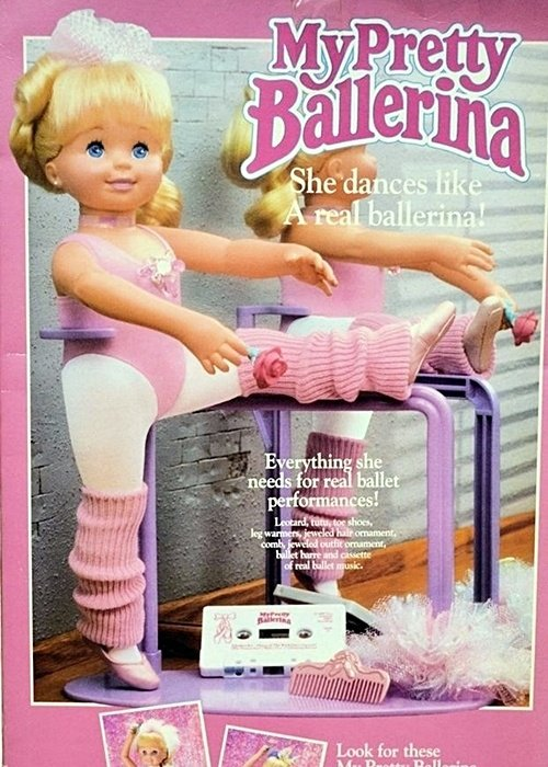 8 25 10 Dolls Only True 80s Girls Will Remember