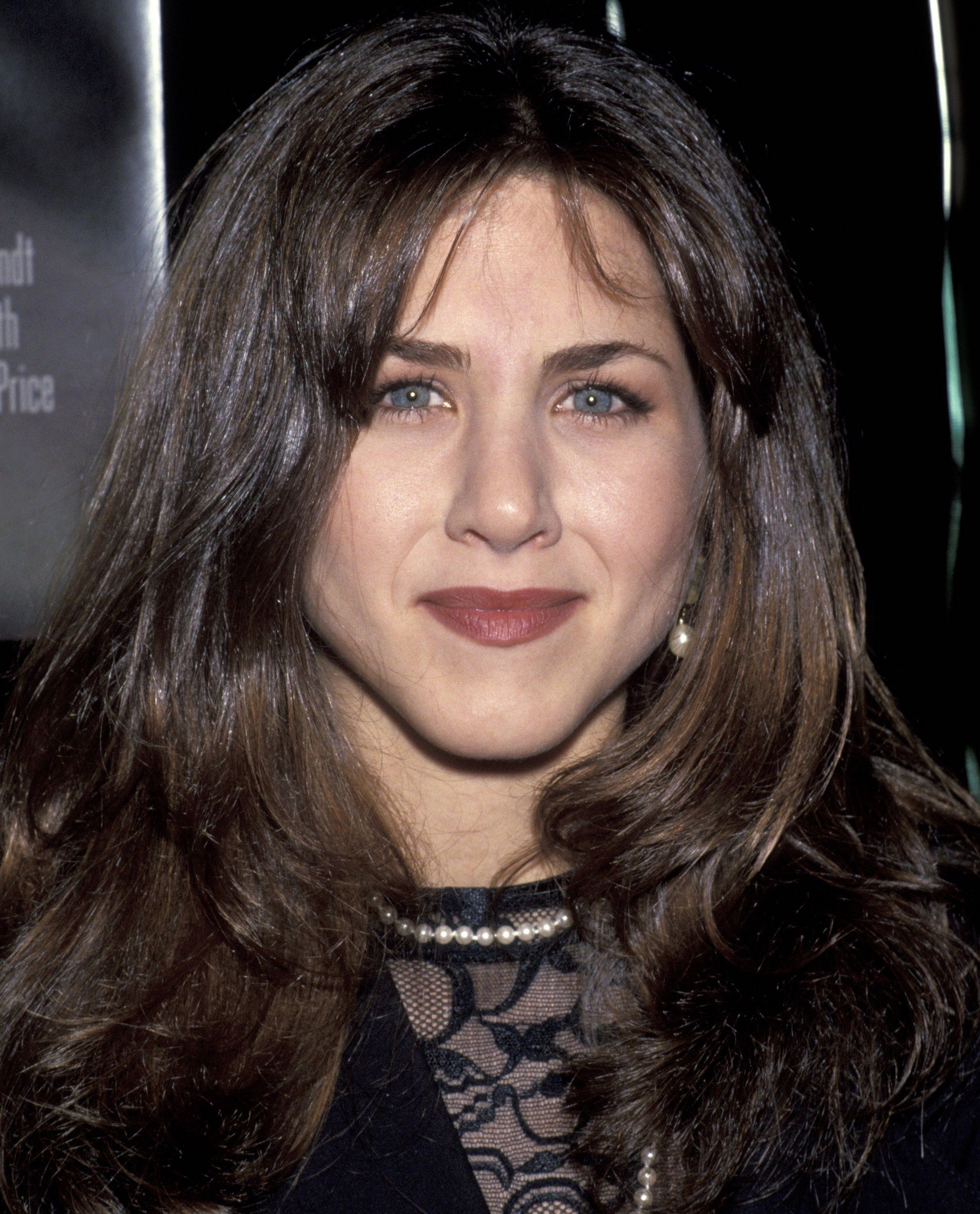 8 GOTH 20 Things You Never Knew About Jennifer Aniston