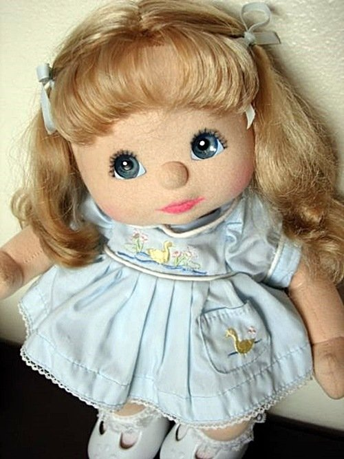 9 19 10 Dolls Only True 80s Girls Will Remember
