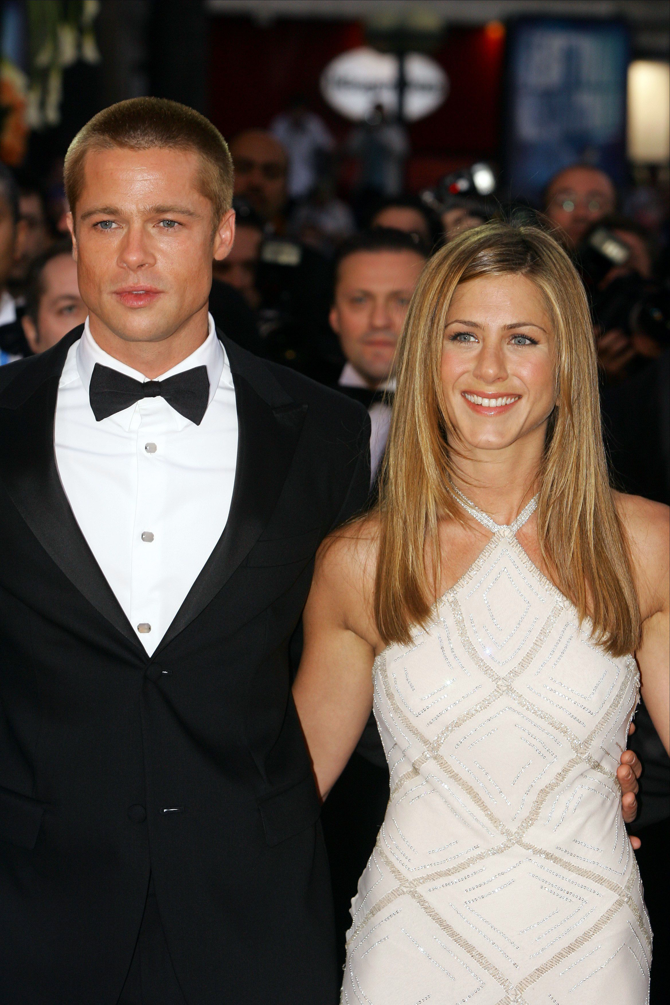 9 brad and jen 20 Things You Never Knew About Jennifer Aniston
