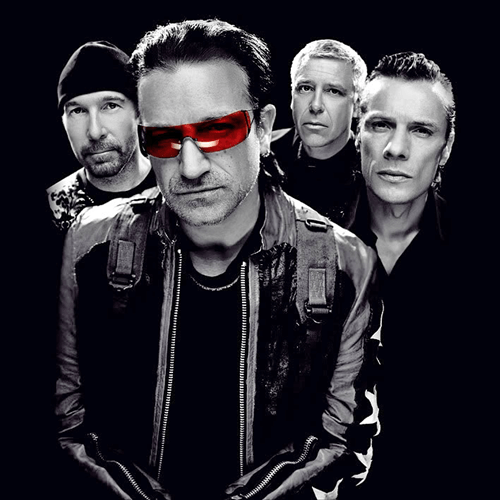 9 10 Things You Probably Didn't Know About U2