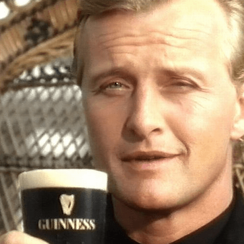 9Guinness e1611311109726 10 Things You Never Knew About Blade Runner's Rutger Hauer