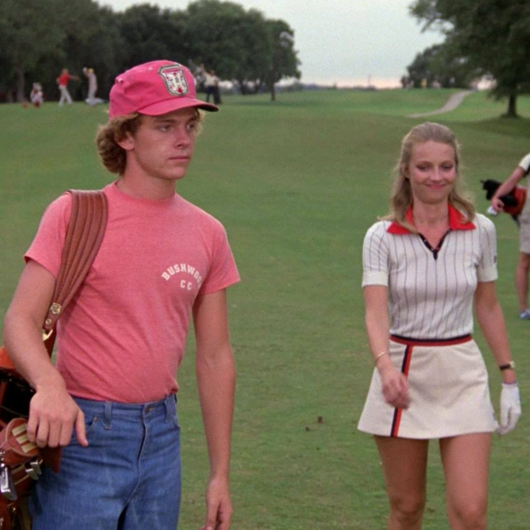 Fila Polo Shirt and Skirt Worn by Cindy Morgan in Caddyshack 3 e1601456956578 Caddyshack: 20 Things You Never Knew About The Comedy Classic