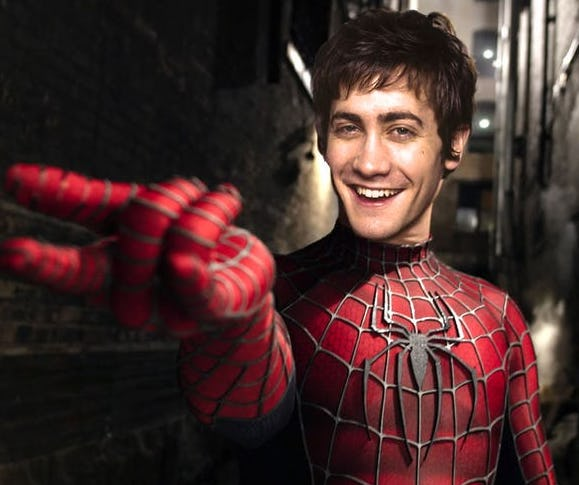 Jake Gyllenhaal Spider Man 1 10 Things You Didn't Know About Jake Gyllenhaal
