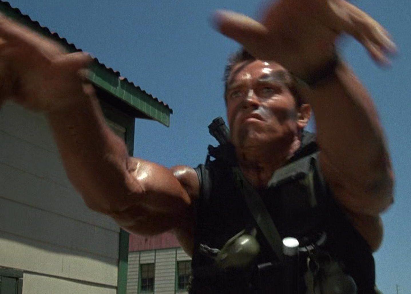 MV5BYjkwMTJiZWUtMGViNC00ZTQxLWIwMmQtY2Q0YjAxZjIzNGMzXkEyXkFqcGdeQXVyMTIwODk1NTQ@. V1 e1626687789897 20 Things You Probably Didn't Know About Commando