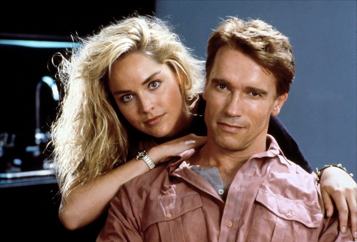 Sharon Stone 1990 Total Recall 01 30 Scandalous Things You Never Knew About Basic Instinct