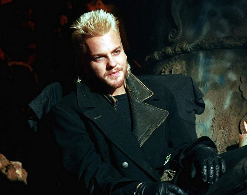 The Lost Boys movie scene 2 e1633445075612 How Many Of These 10 Classic Horror Movies Did You See When You Were Too Young?
