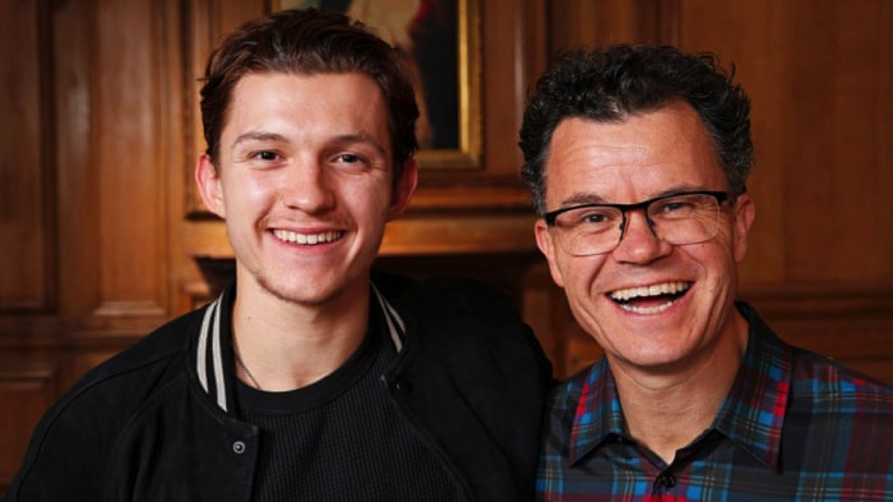 Tom Holland and Dominic Holland 20 Things You Probably Never Knew About Tom Holland