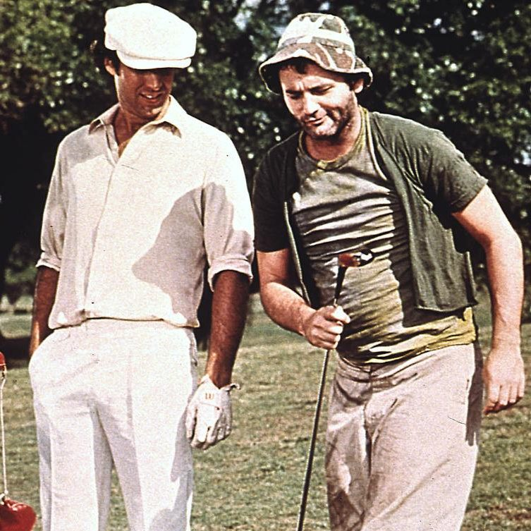 caddyshacktrio e1601390103461 Caddyshack: 20 Things You Never Knew About The Comedy Classic