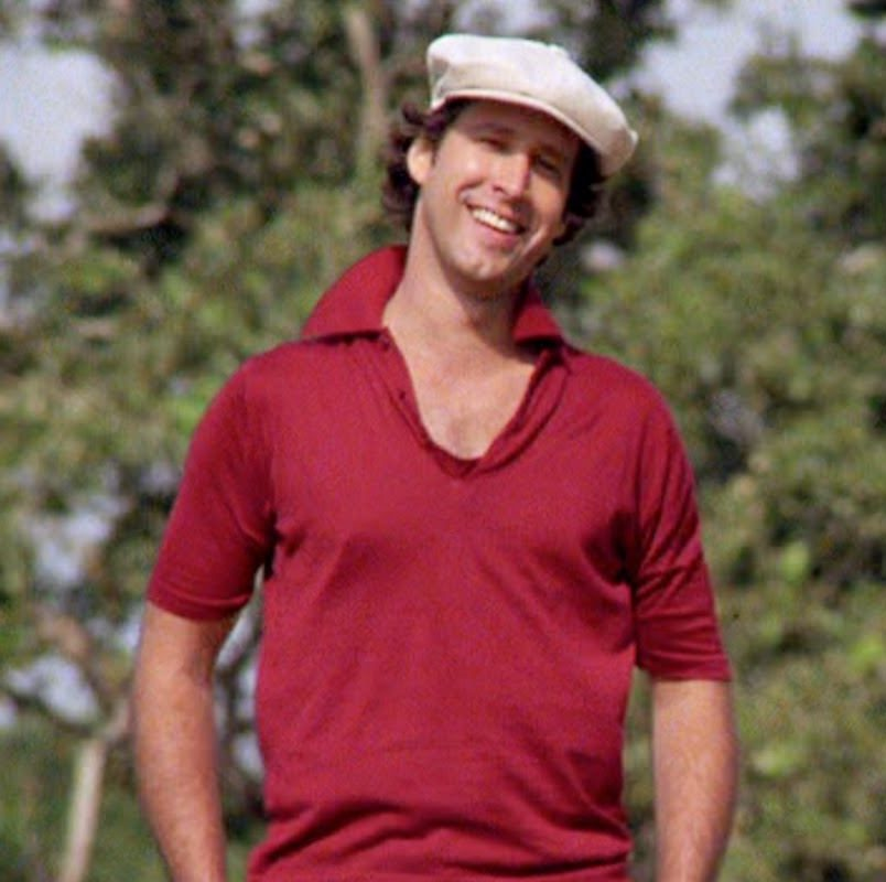 chevy chase caddyshack 1 e1601390042575 Caddyshack: 20 Things You Never Knew About The Comedy Classic