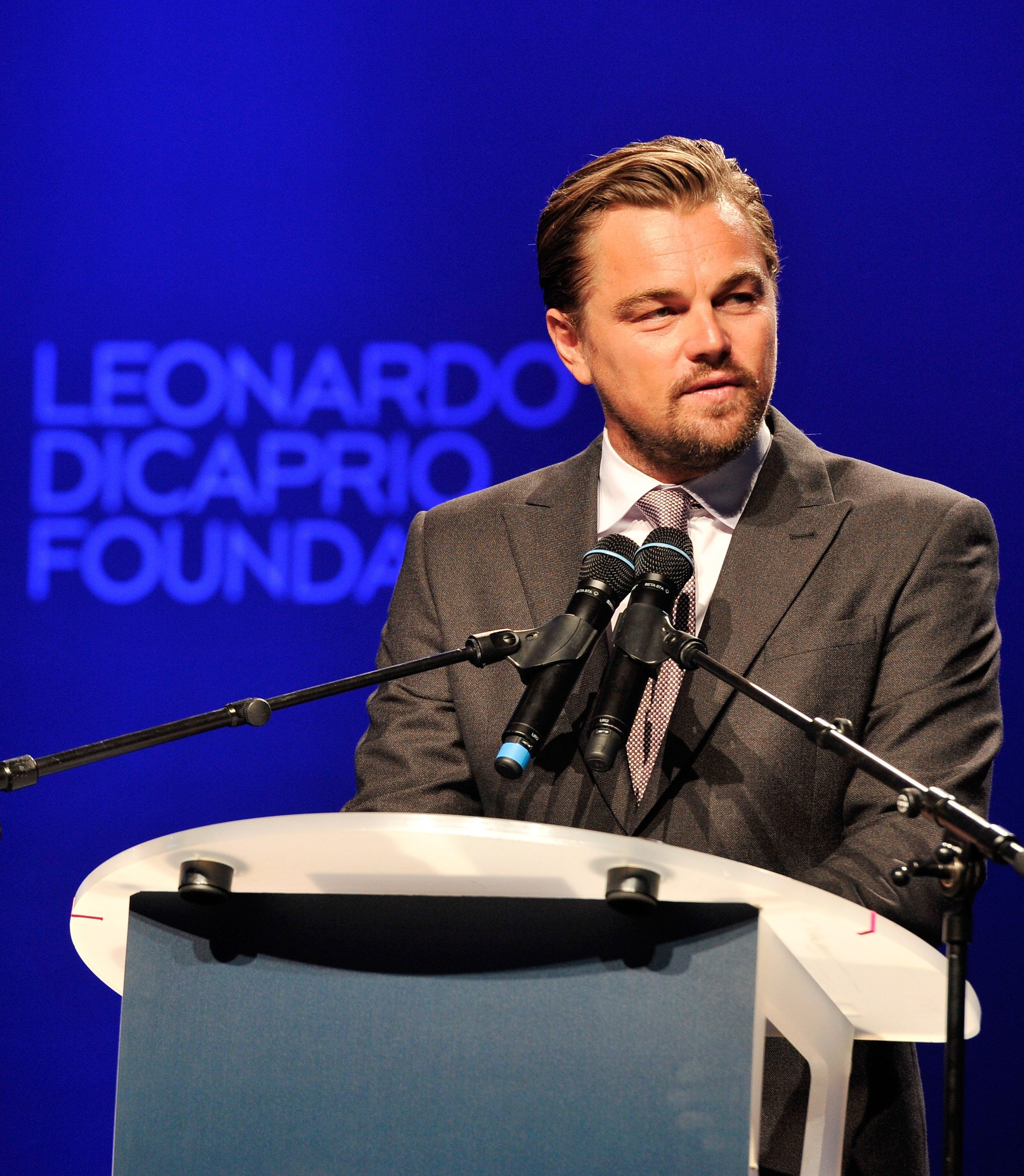 gettyimages 578240660 20 Things You Never Knew About Leonardo DiCaprio