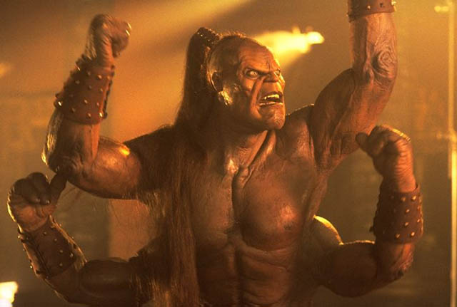 goro Flawless Victory! 20 Things You Didn't Know About The 1995 Mortal Kombat Movie