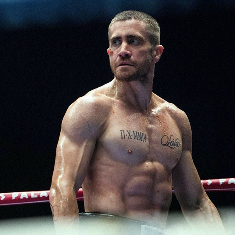 jake gyllenhaal southpaw workout 03 1 10 Things You Didn't Know About Jake Gyllenhaal