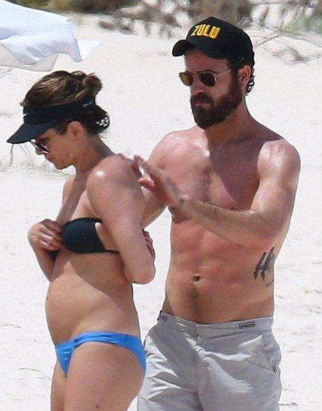 jen not pregnant 1 20 Things You Never Knew About Jennifer Aniston