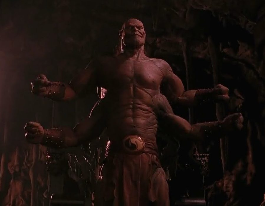 mortal kombat goro e1620220032471 Flawless Victory! 20 Things You Didn't Know About The 1995 Mortal Kombat Movie