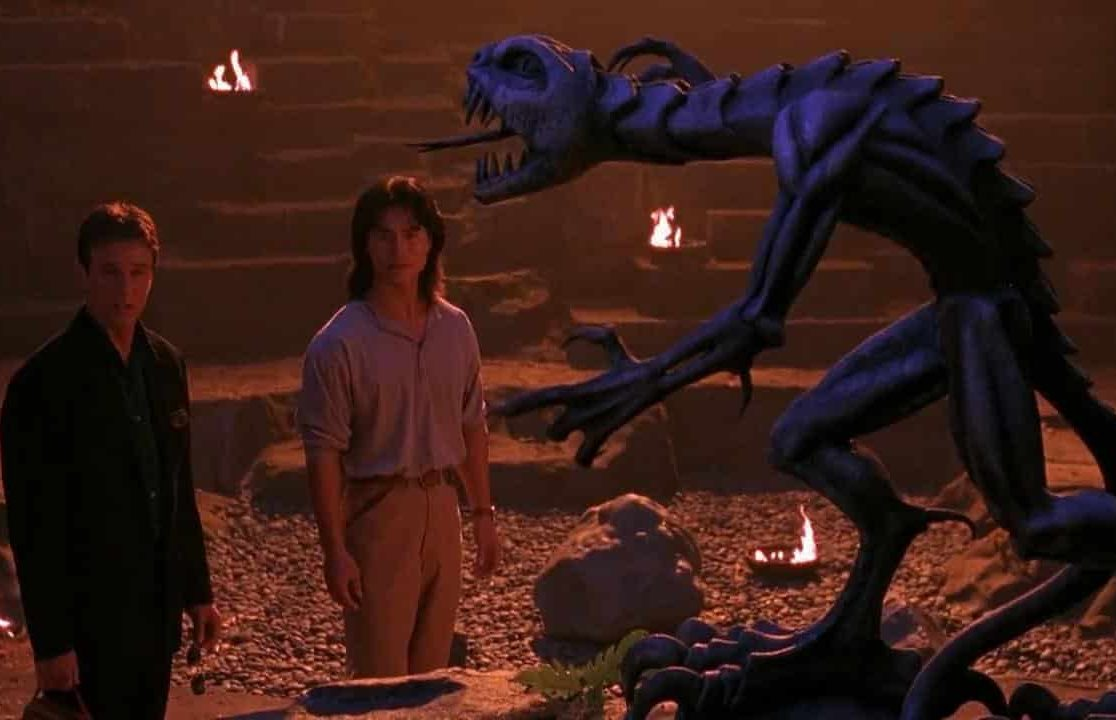 mortalkombat1995lizard e1620215990873 Flawless Victory! 20 Things You Didn't Know About The 1995 Mortal Kombat Movie