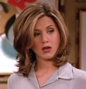 rachel cut 20 Things You Never Knew About Jennifer Aniston