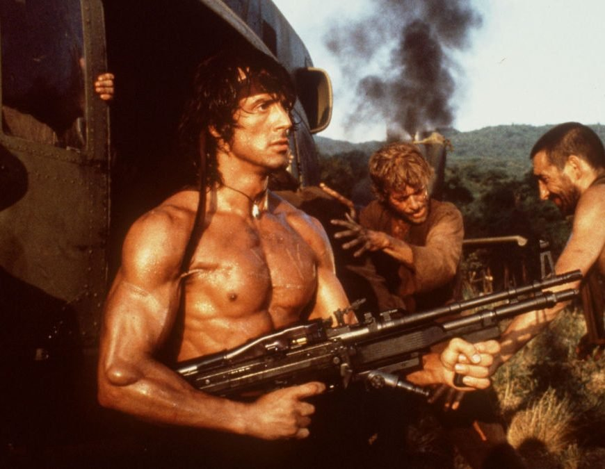 rambo first blood 2 1200 1200 675 675 crop 000000 e1626689528134 20 Things You Probably Didn't Know About Commando
