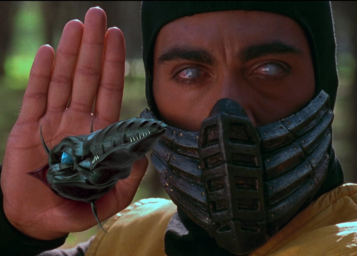 scorp e1620208886194 Flawless Victory! 20 Things You Didn't Know About The 1995 Mortal Kombat Movie