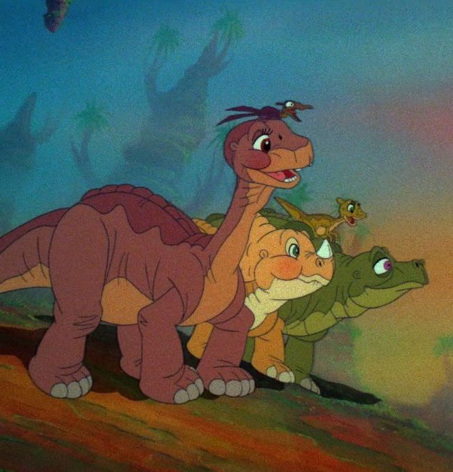 screenhub movie landbeforetime 10 Classic Animated Movies From The 80s We'd Love To See Get Big-Budget Remakes!