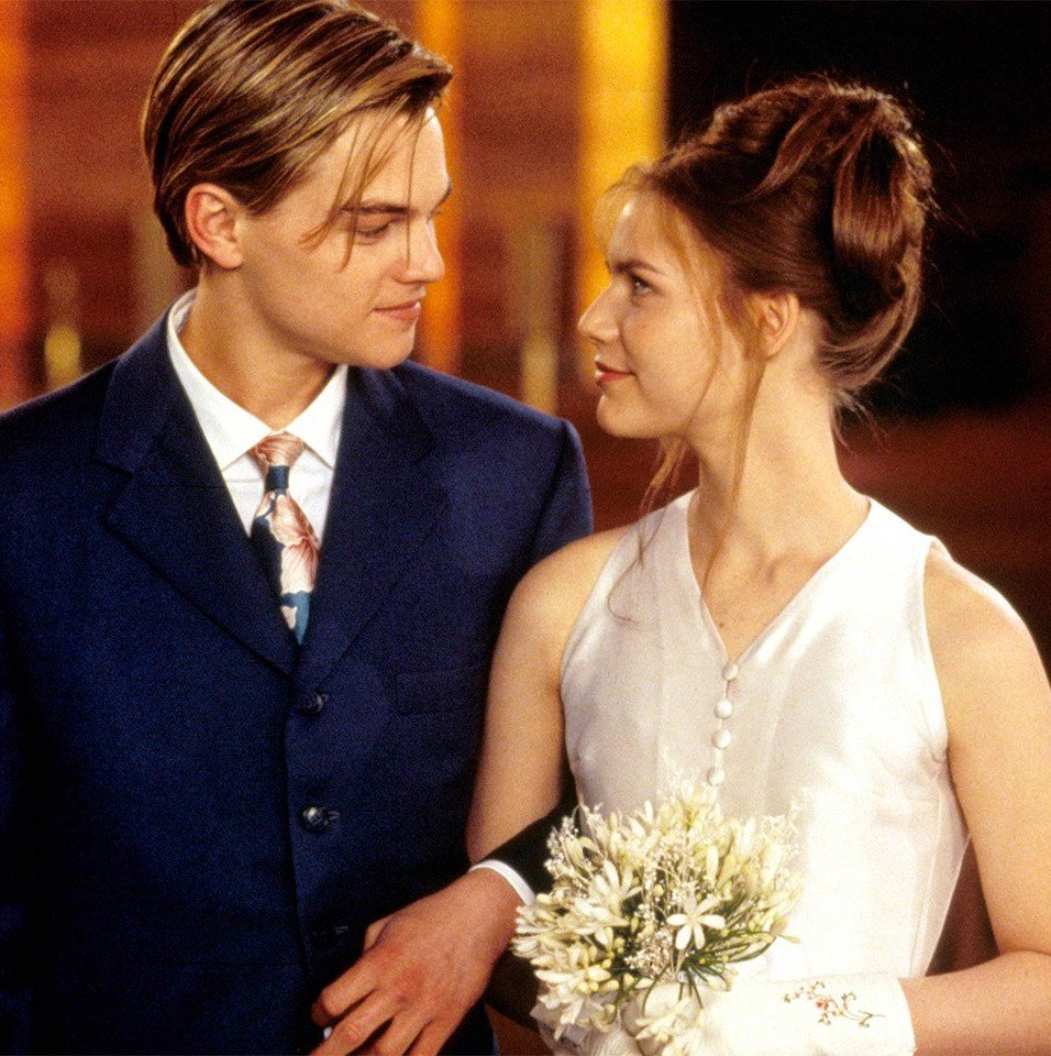 t romeo and juliet fashion 20 Things You Never Knew About Leonardo DiCaprio
