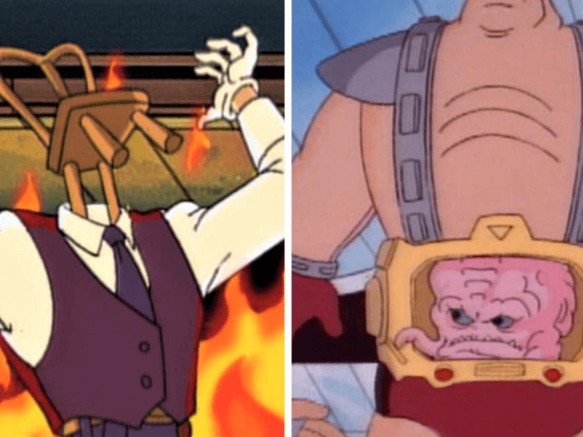 Funny Boob Cartoons 12 cartoon villains that are way weirder than you remember
