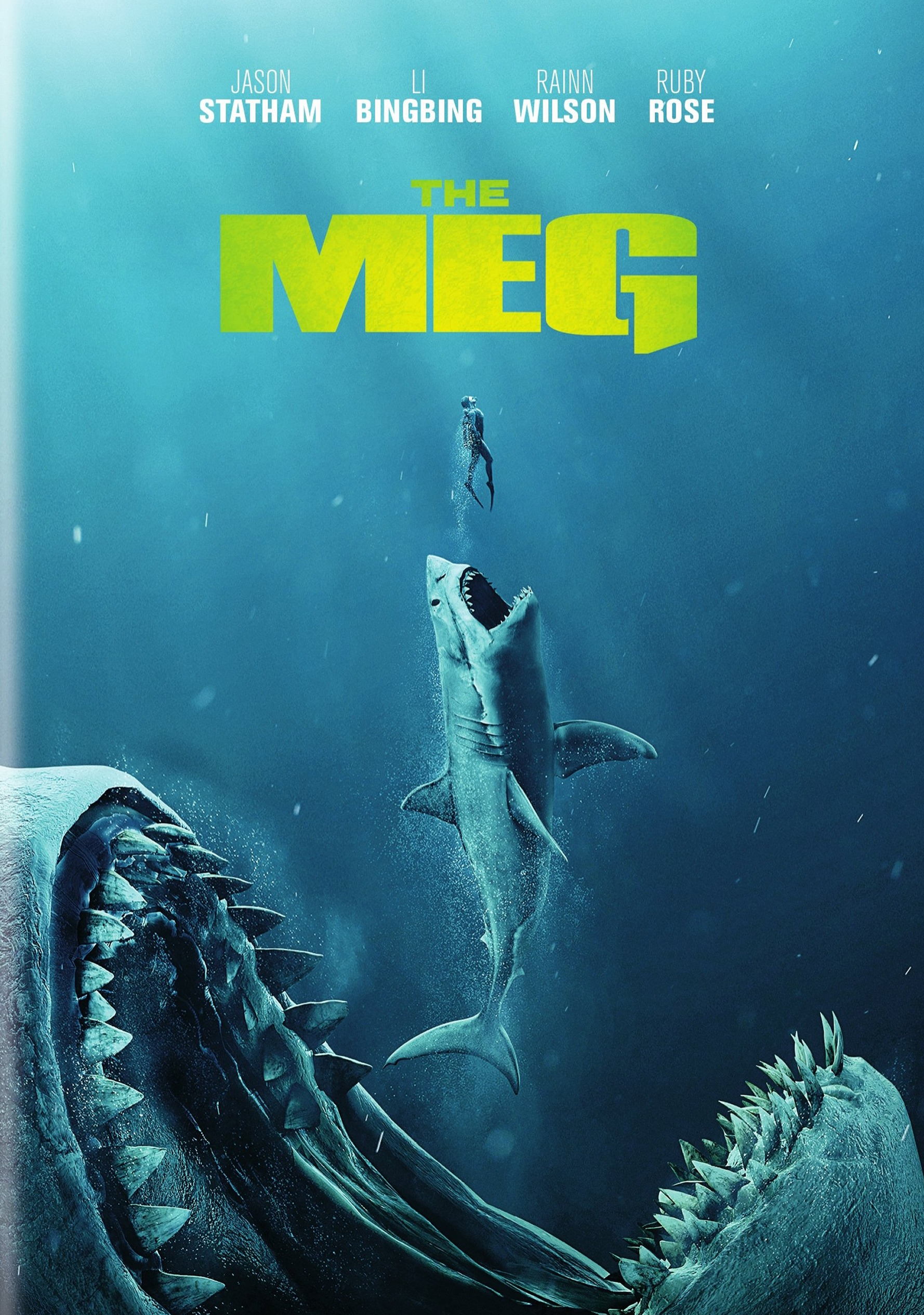 1 the meg 25 Facts That Will Make You Love Jason Statham Even More Than You Already Do