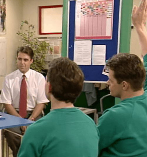 1Location 1 10 Things You Never Knew About The Brittas Empire