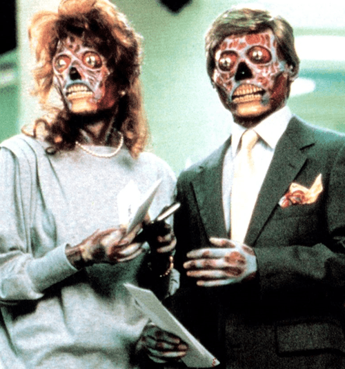 1They Live 12 Of The Best Sci-Fi Movies Of The 80s - Which Is Your Favourite?