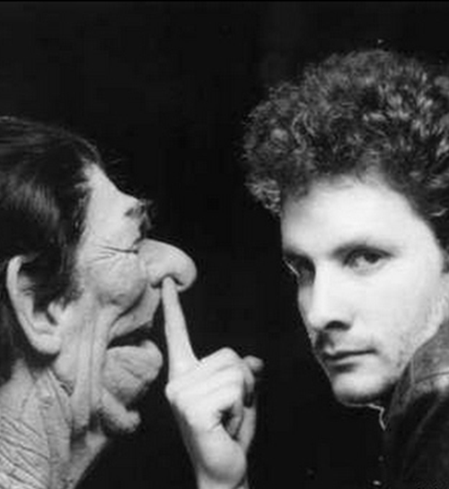 2Barrie 12 Facts You Probably Never Knew About Spitting Image