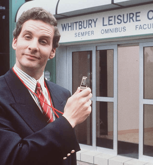 2Location 1 10 Things You Never Knew About The Brittas Empire