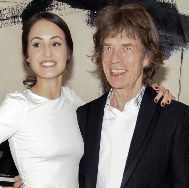 3 mick jagger 10 Celebrity Couples With Huge Age Gaps