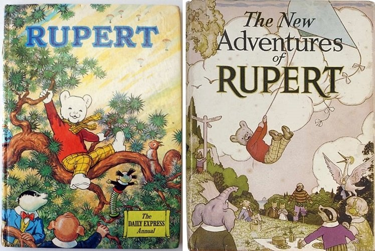 3and4 8 Childhood Annuals And Comics That Are Now Worth A Fortune