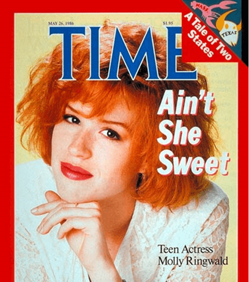 4Time 12 Things You Never Knew About 80s Star Molly Ringwald