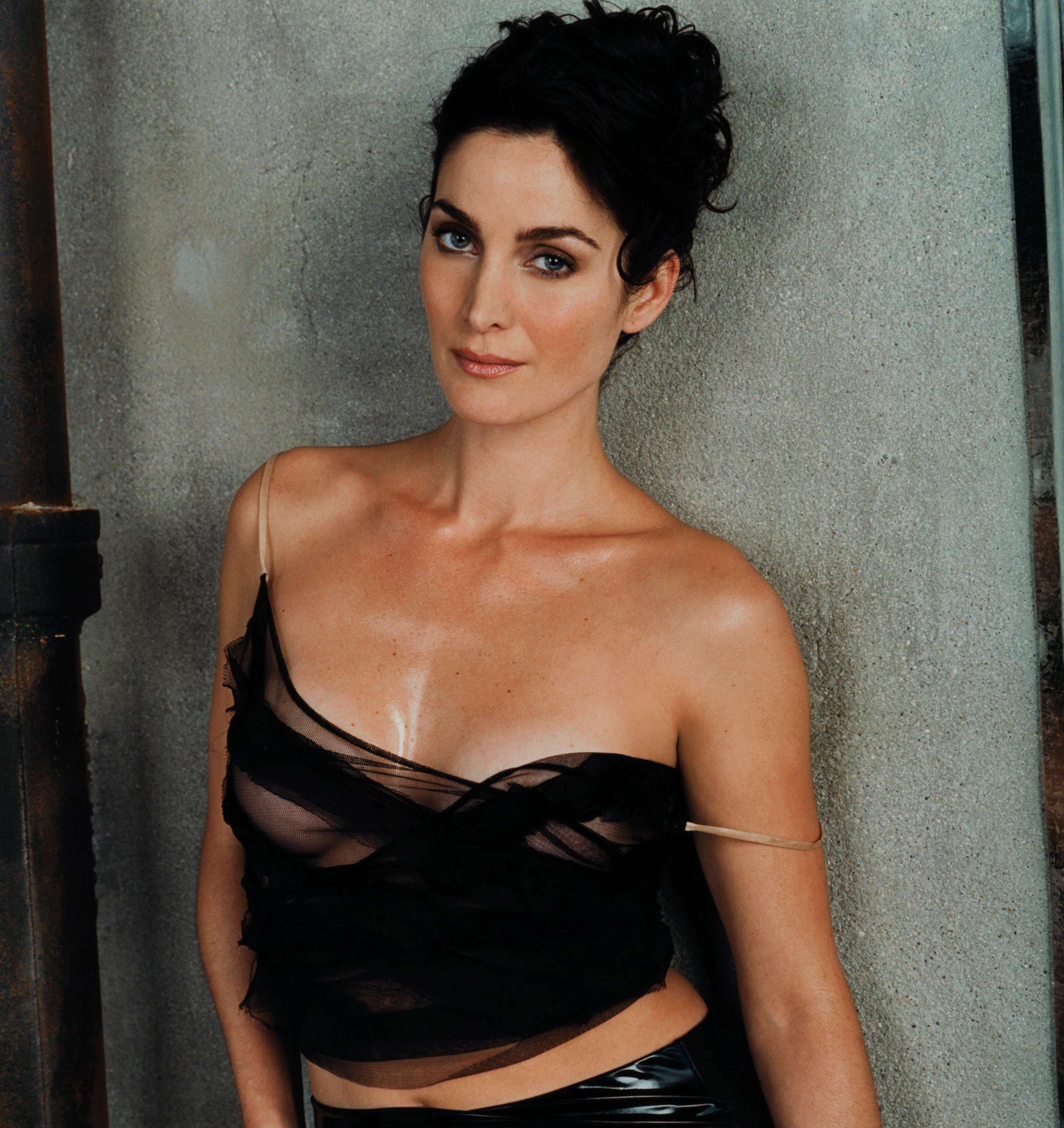 4 Carrie Anne Moss 20 Unreal Facts You Never Knew About The Matrix