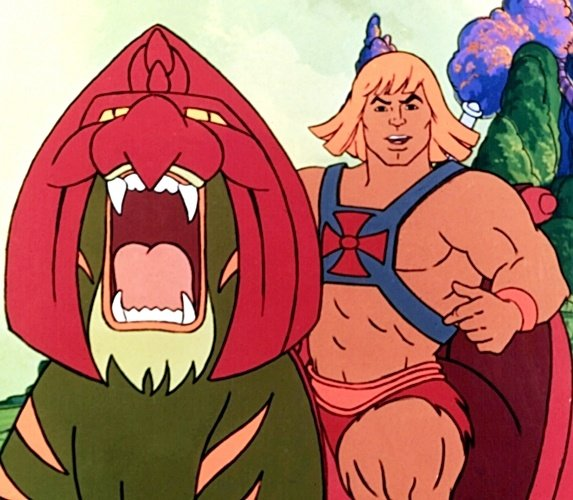 5 34 A Brand New He-Man TV Show Has Just Been Announced