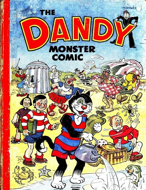 5 43 8 Childhood Annuals And Comics That Are Now Worth A Fortune