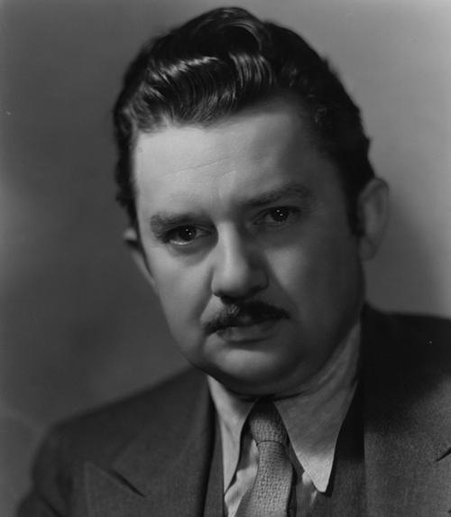 Actor Jean Hersholt, uncle of Leslie Nielsen