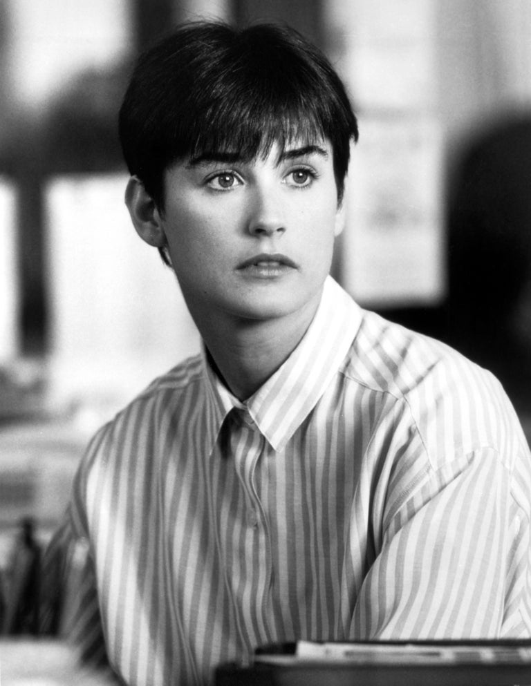 6 3 1 20 Things You Might Not Have Realised About Demi Moore