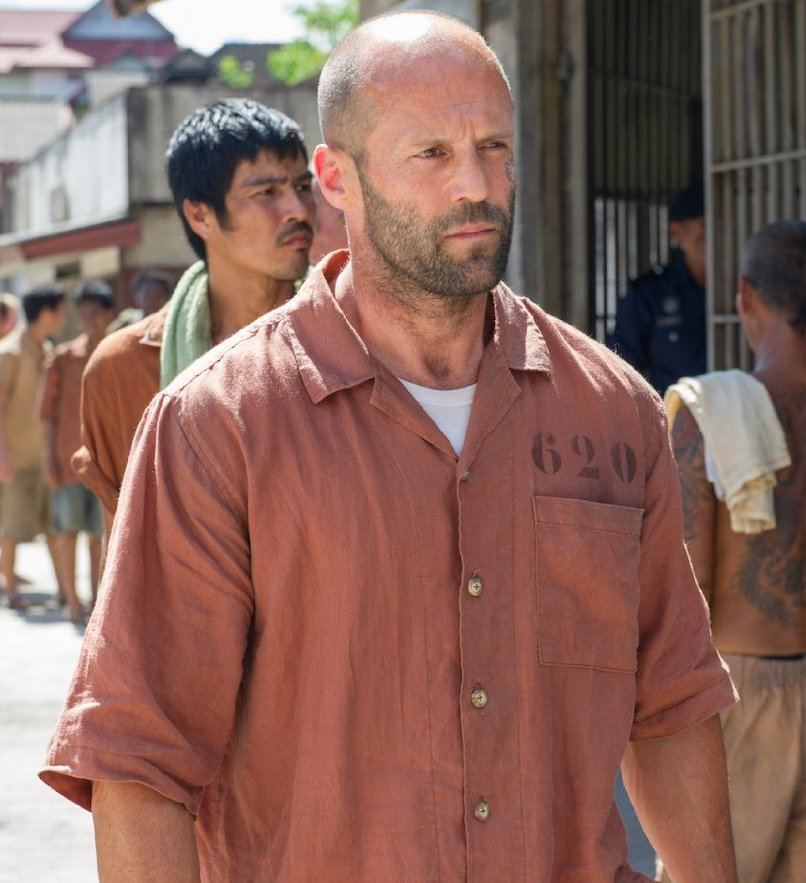 6 prison 25 Facts That Will Make You Love Jason Statham Even More Than You Already Do