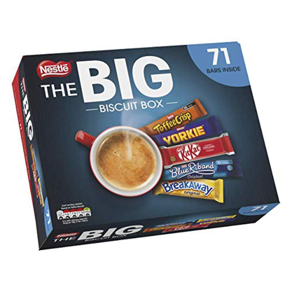 61Lc6FQ3mQL. SL1008 Costco Selling 71-Bar Nestle Chocolate Box For Just £8