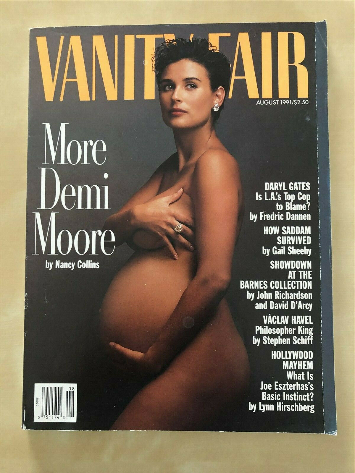 7 18 20 Things You Might Not Have Realised About Demi Moore