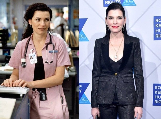 7 37 Here's What The Cast Of ER Look Like Today!